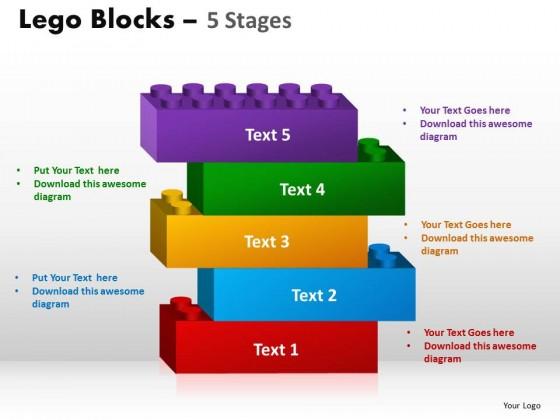 powerpoint template marketing lego blocks ppt slides. Black Bedroom Furniture Sets. Home Design Ideas